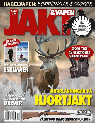 Allt om Jakt & Vapen 2018-01