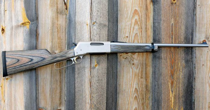 Browning BLR Lightweight 81 Stainless