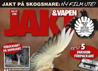 Allt om Jakt & Vapen 6/7-2018