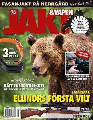 Allt om Jakt & Vapen 8-2018