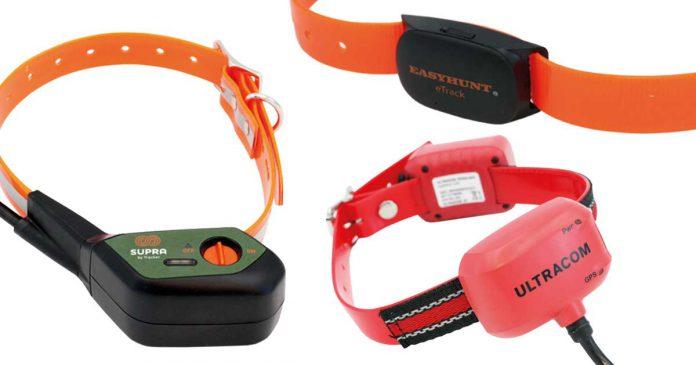 Test av hundpejlar - Ultracom, Tracker, EasyHunt
