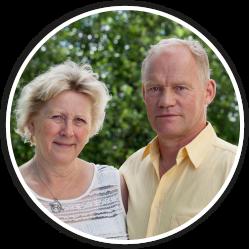 Kenth Gustafsson och Anette Gustafsson