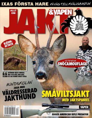Allt om Jakt & Vapen 12-2018