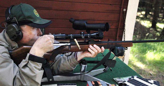 Ammunition för jakt- och övningsskytte