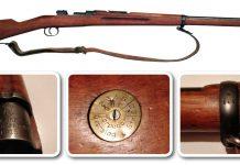Mauser Gevär m/96, eller Svenskt Armégevär, från år 1896