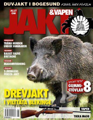 Allt om Jakt & Vapen, nr 6/7-2019