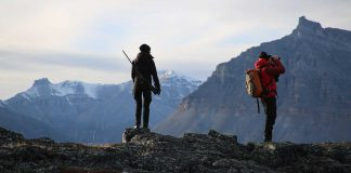 Överlevnadsjakt i norra Alaska