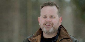 Dan Eriksson, Årets jägare 2019 på Jaktgalan 2019