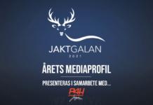 Jaktgalan årets mediaprofil