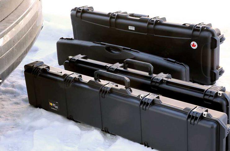 Vapenkoffertar